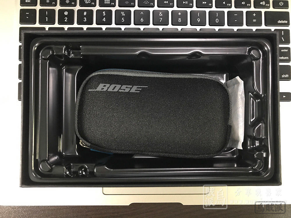 Bose QuietComfort QC20附件
